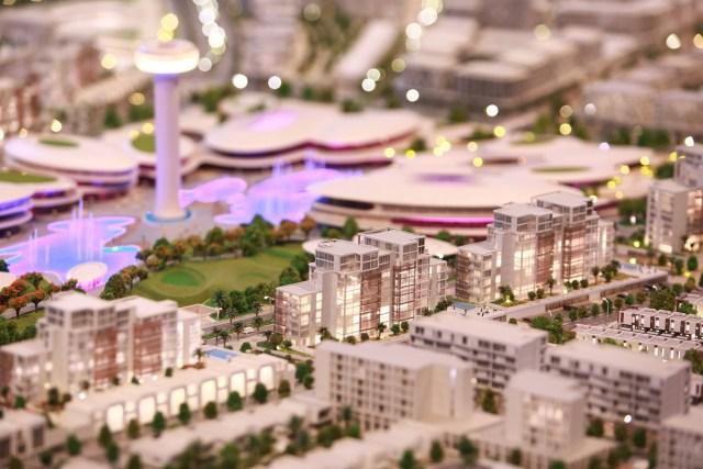 Emirates 247: Arada reveals final masterplan of Aljada's Central Hub in Sharjah
