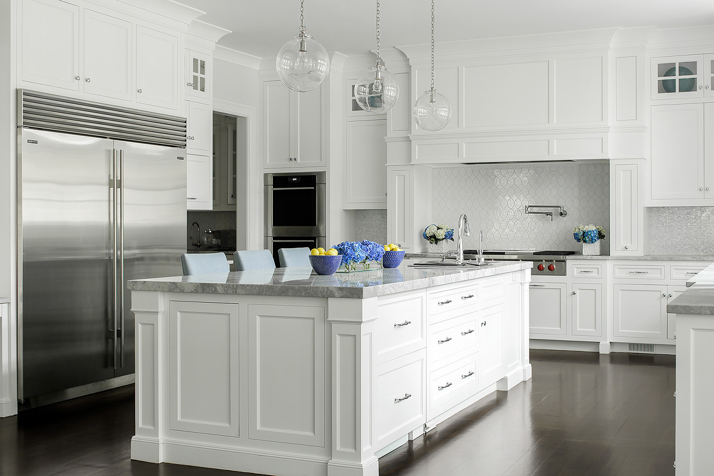 BathKitchen Karen B Wolf Interiors