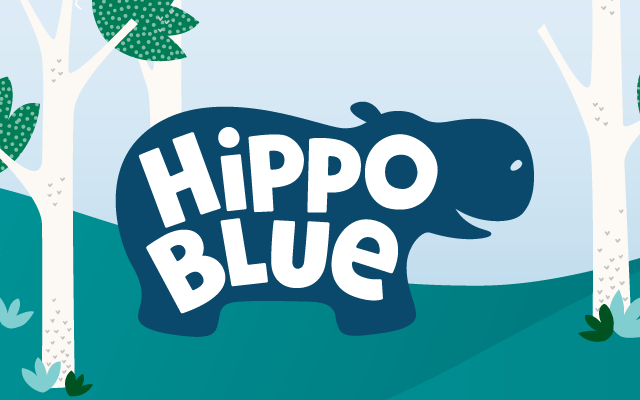 Hippo Blue – Web Redesign