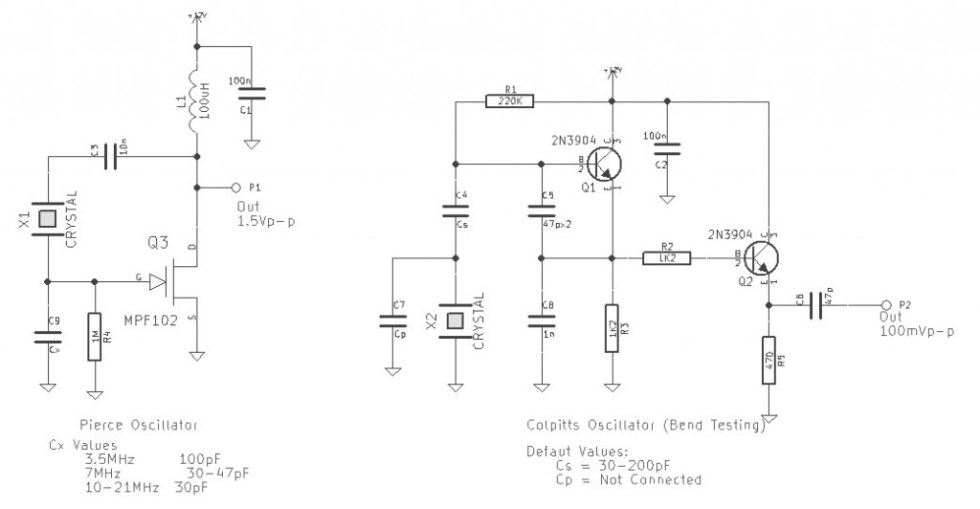 Crystal-Test-Schematics