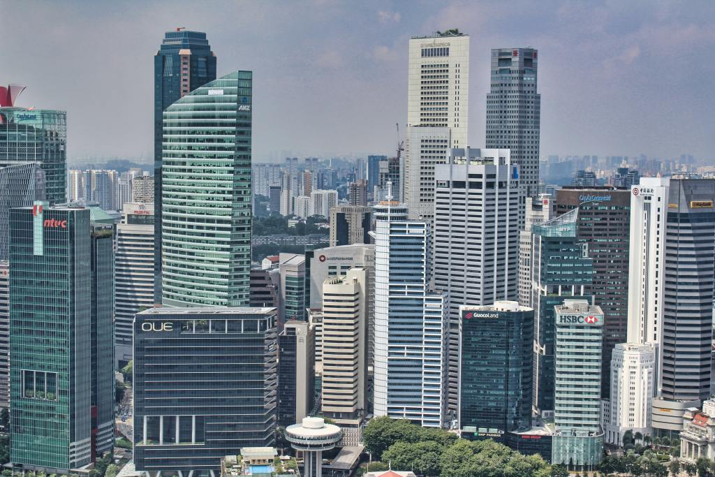 SME Startup Office Rental Singapore