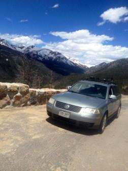 Mini roadtrip through Rocky Mountain National Park.
