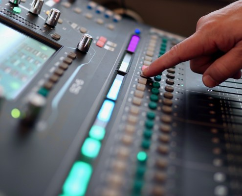 KC:audio Tontechnik