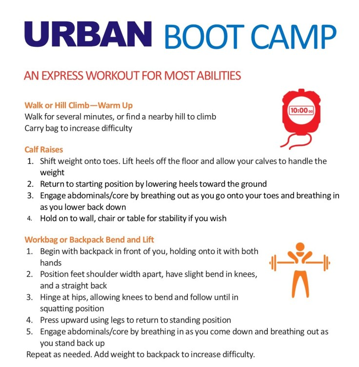 Urban Bootcamp