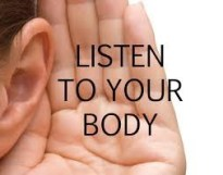 listen to body