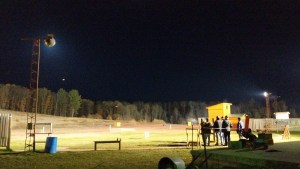 Sporting Clays Under The Lights