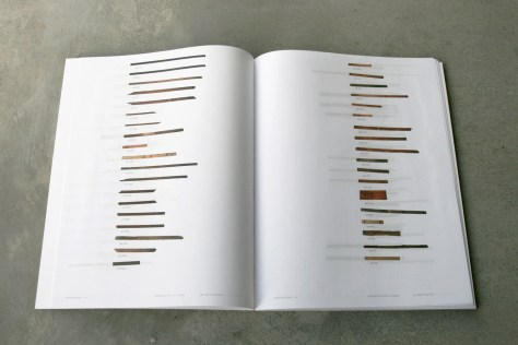 Boerenverstand book, inventory of planks