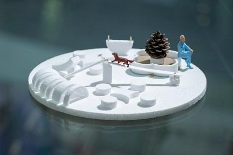 Playground design by Yannick