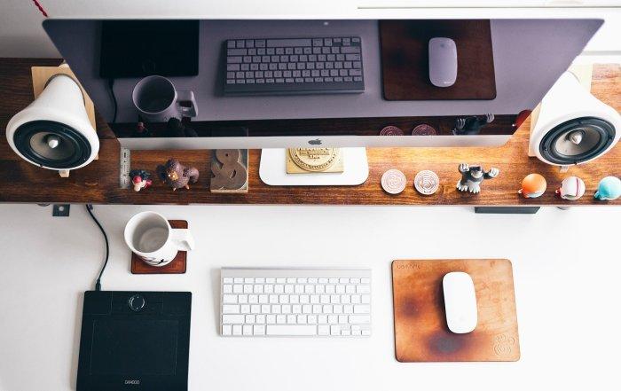 Minimalist Desktop