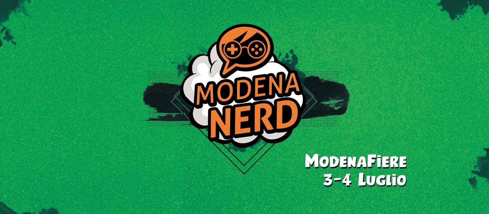 Modena Nerd 3-4 Luglio 2021