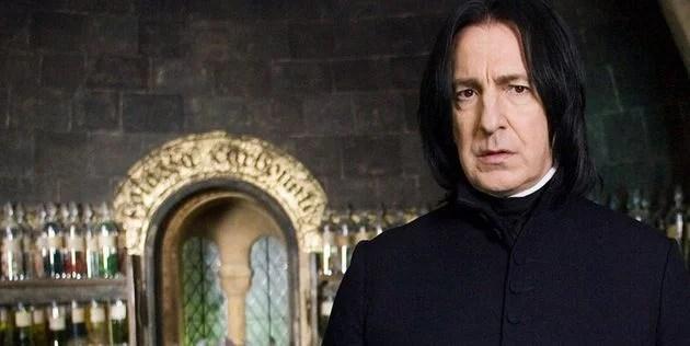 Harry Potter: HBO starebbe pianificando una serie basata su Severus Piton