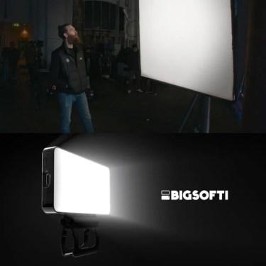 【クラウドファンディング】高品質の光を今、体感。 一歩先を行くポータブルソフトライト「BIGSOFTI」がクラウドファンディング中