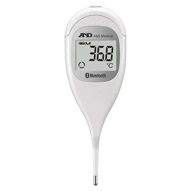 【新商品】スマホで体温を管理することができる予測式体温計「UT-201BLE Plus」が発売