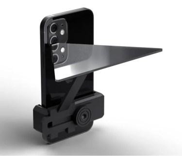 【新商品】 スマホでウユニ塩湖のような写真や動画が撮れるスマホアクセサリー「GIZMON Uyuni Mirror」が発売