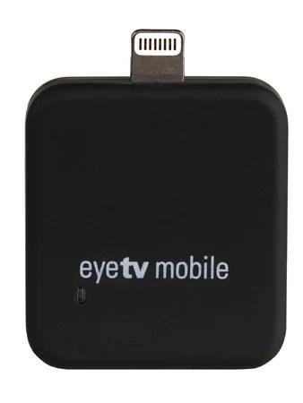 【新商品】iPhone、iPadでどこでもテレビを視聴・録画できるモバイルワンセグチューナー KR-012AP が発売