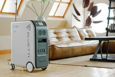 【クラウドファンディング】BLUETTI(ブルーティ)の5100Wh大容量可搬型蓄電池「EP500」がクラウドファンディング中