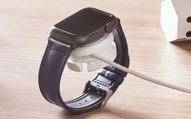 【新商品】ケーブルとコネクターがまとまり持ち運びに便利なコンパクト設計のApple Watch専用充電ケーブルが発売