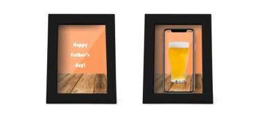 【セールニュース】Father's Day スペシャルキャンペーンでおしゃれなフォトフレーム型充電器が45%OFFのセール開催中