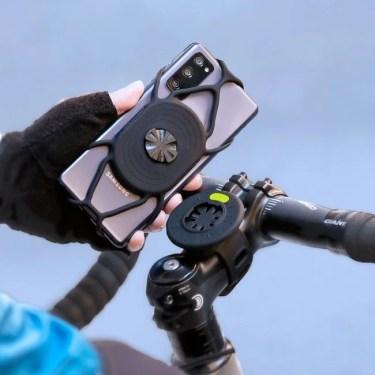 【クラウドファンディング】原付・スクーター用 スマホホルダーキット【Motorcycle Phone Holder】がクラウドファンディング中