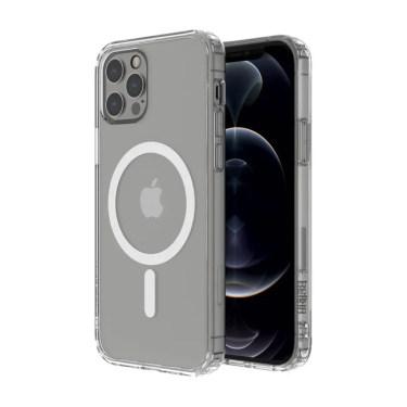 【新商品】iPhone12シリーズ用「SHEERFORCE MagSafe対応抗菌クリアケース」が発売