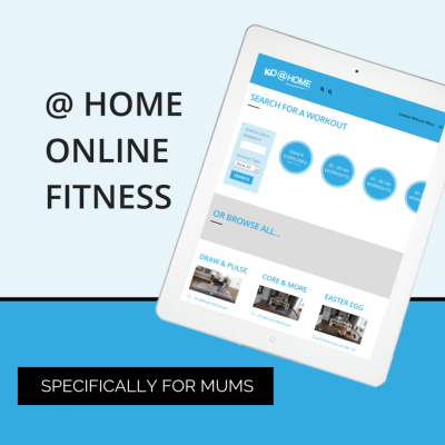 KC Fit @ HOME Online Fitness Membership for Mums (1)