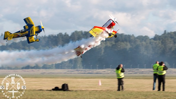 Scandynawian Airschow Jurgis Karis Gryźliny 2014