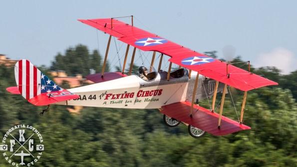"""Curtiss JN 4 """"Jenny"""""""
