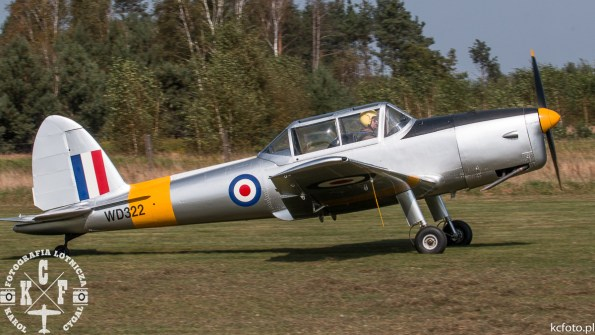 De Havilland Chipmunk