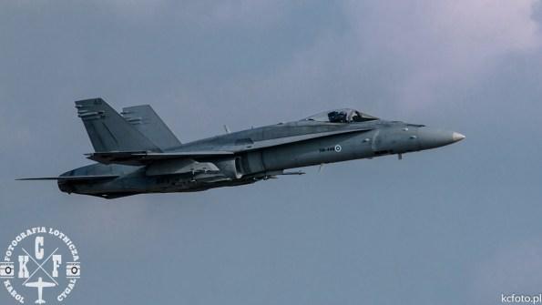 McDonnell Douglas F-18 C Hornet Finland - Air Force HN-448 1475/FNC048