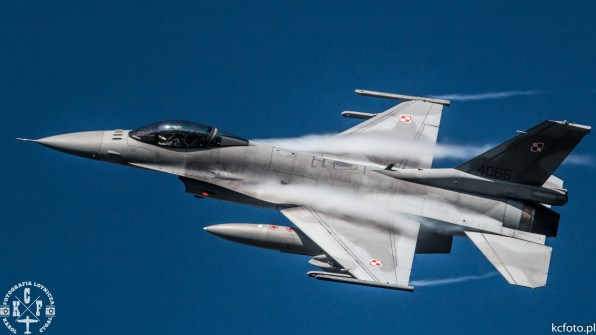 Lockheed Martin F-16 D Fighting Falcon