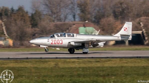 PZL-Mielec TS-11 Iskra DF