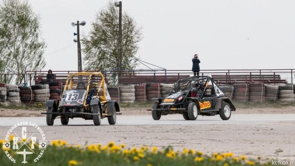 I Runda Pucharu Polski Junior Buggy 2015