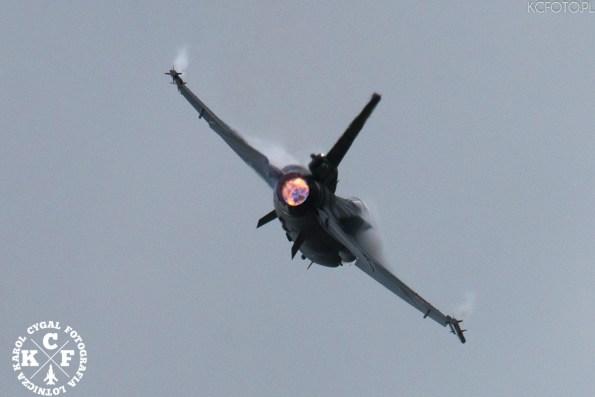 F-16 Tiger Demo Team Poland