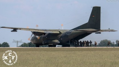 Transall C-160D