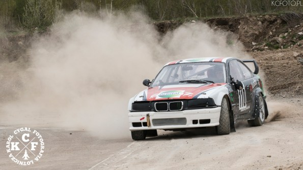 1 runda oponeo mistrzostwa polski rallycross