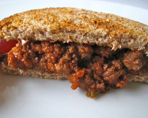ORGANIC GRASS FED SLOPPY JOE'S