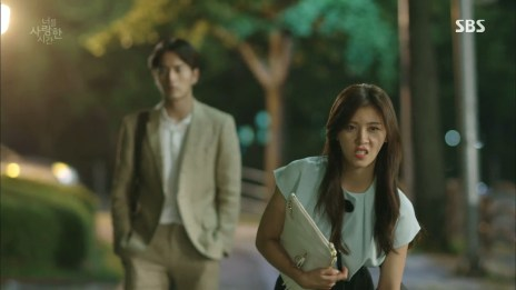 ha ji won the time we are not in love