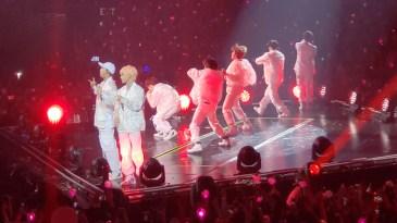 BTS - Tae V RM Namjoon - 2018 Love Yourself Tour