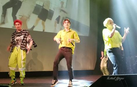 Vanner - Denver - GON - Haeseong - Taehwan