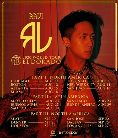 Ravi Ticket Prices