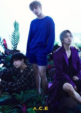 A.C.E - Grass - Byeongkwan - Wow - Donghun 7