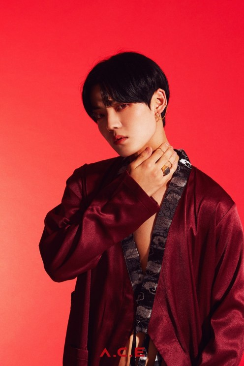 A.C.E - Red - Chan 3