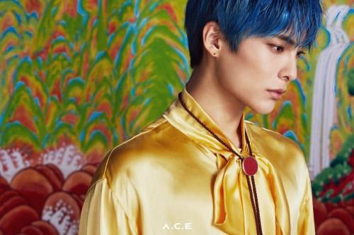 A.C.E - blue - jun