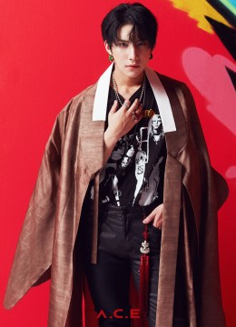 A.C.E - hanbok - wow 2