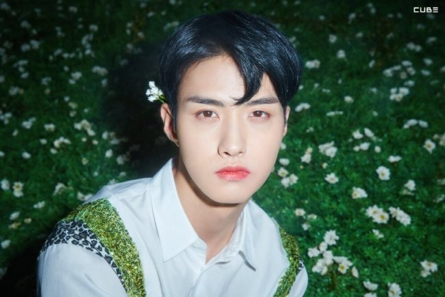 Yeo One of Pentagon