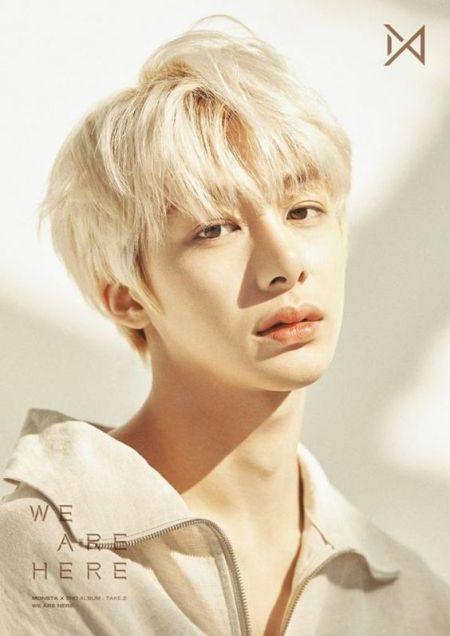 Pillow Lips - Hyungwon Monsta X