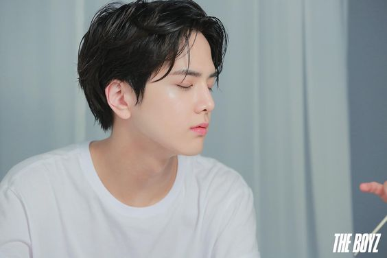 Younghoon from The Boyz