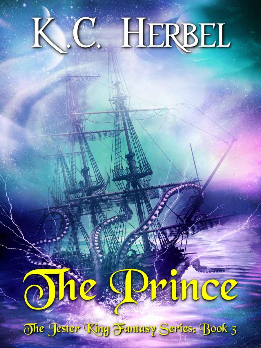 The Prince: The Jester King Fanasy Series: Book 3