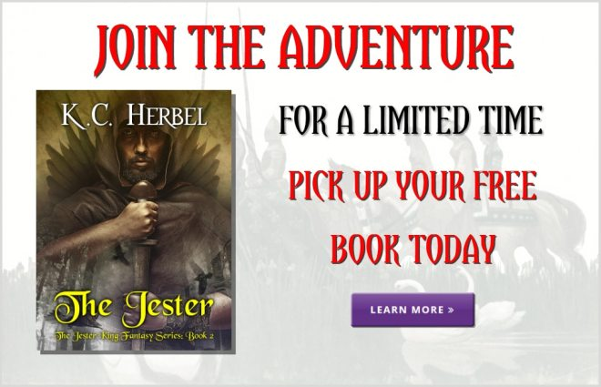 JOIN THE ADVENTURE - Jester
