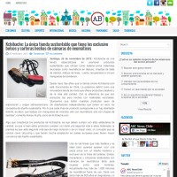 abc news chile moda fashion diseño sustentable kchibache